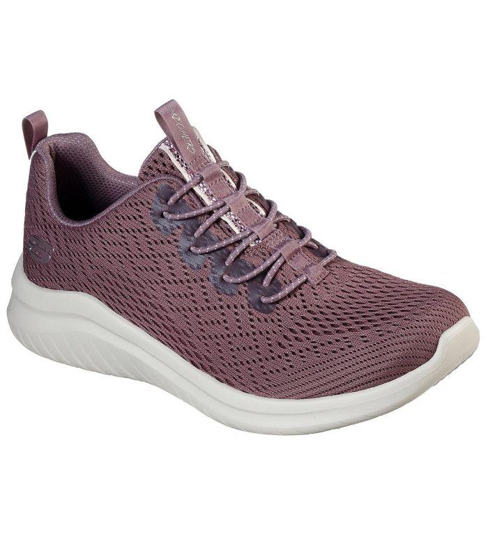 Compra online Zapatillas Skechers Ultra Flex 2.0 Lite Mujer Mauve en oferta al mejor precio
