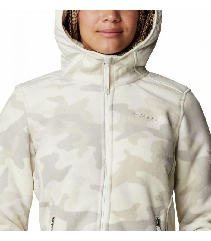 Compra online Chaqueta Columbia Winter Pass Mujer Chalk Camo en oferta al mejor precio
