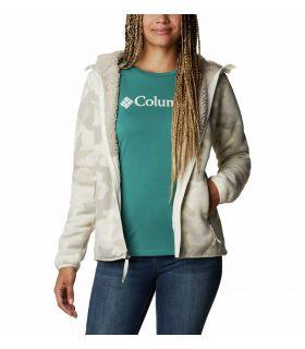 Chaqueta Columbia Winter Pass Mujer Chalk Camo