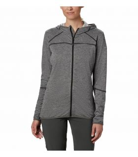 Chaqueta Columbia Baker Valley Mujer Black Heather