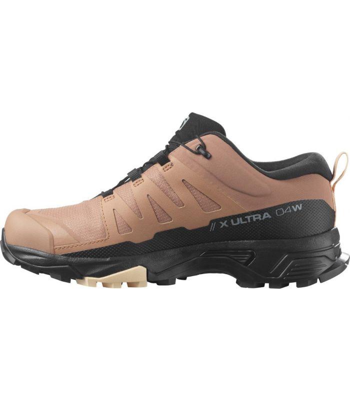 Compra online Zapatillas Salomon X Ultra 4 GTX Mujer Mocha Mouss en oferta al mejor precio