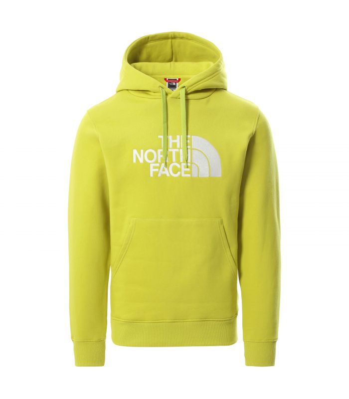 Compra online Sudadera The North Face Drew Peak Hombre Citronell en oferta al mejor precio