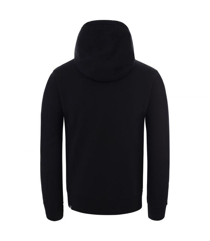 Compra online Sudadera The North Face Drew Peak Hombre Black en oferta al mejor precio