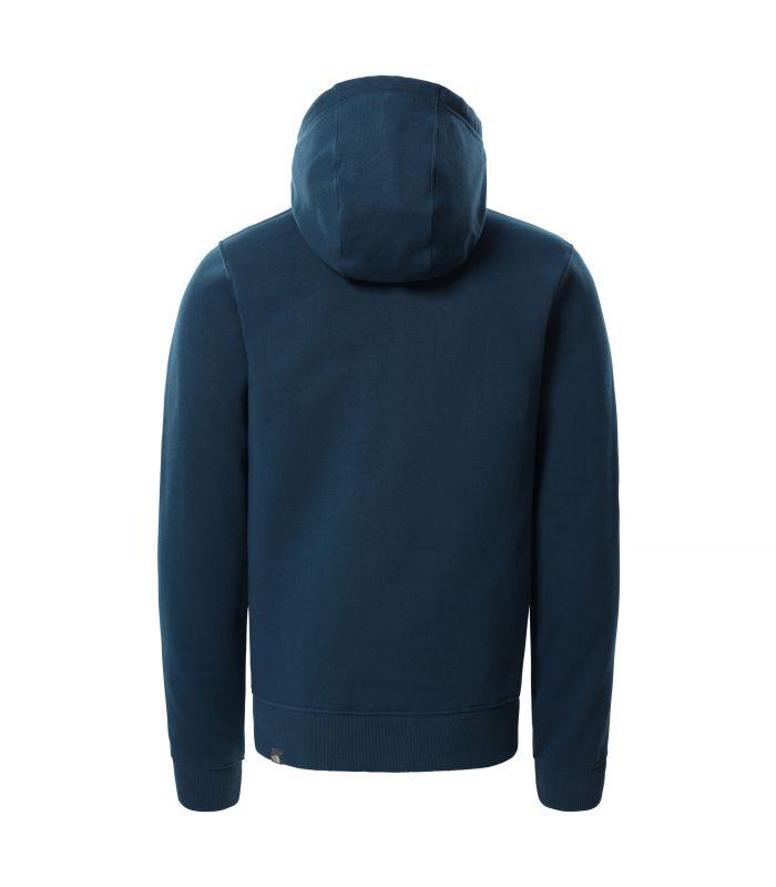 Compra online Sudadera The North Face Drew Peak Hombre Mont Blue en oferta al mejor precio