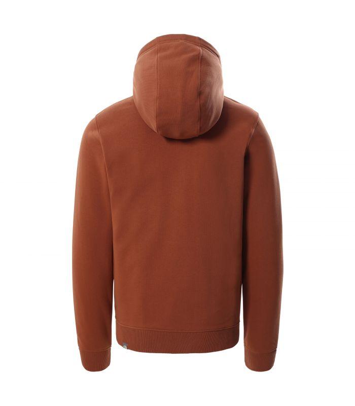 Compra online Sudadera The North Face Drew Peak Hombre Turtle Brown en oferta al mejor precio