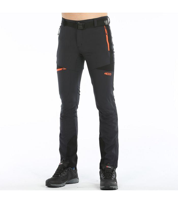 Compra online Pantalones +8000 Nordsum 21V 005 Hombre Negro en oferta al mejor precio