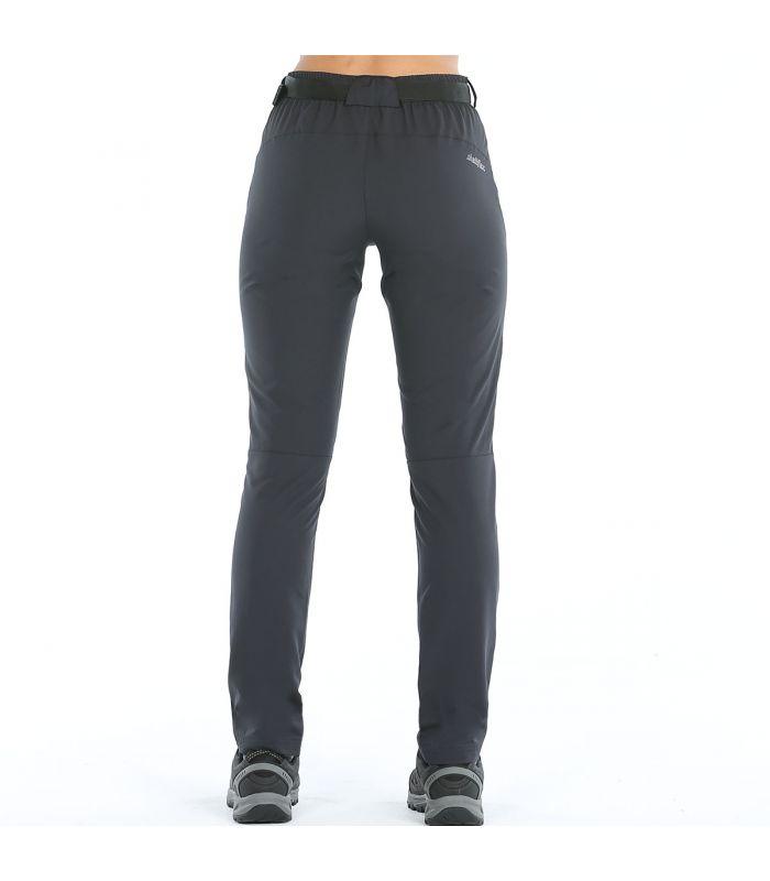 Compra online Pantalones +8000 Macana 005 Mujer Negro en oferta al mejor precio