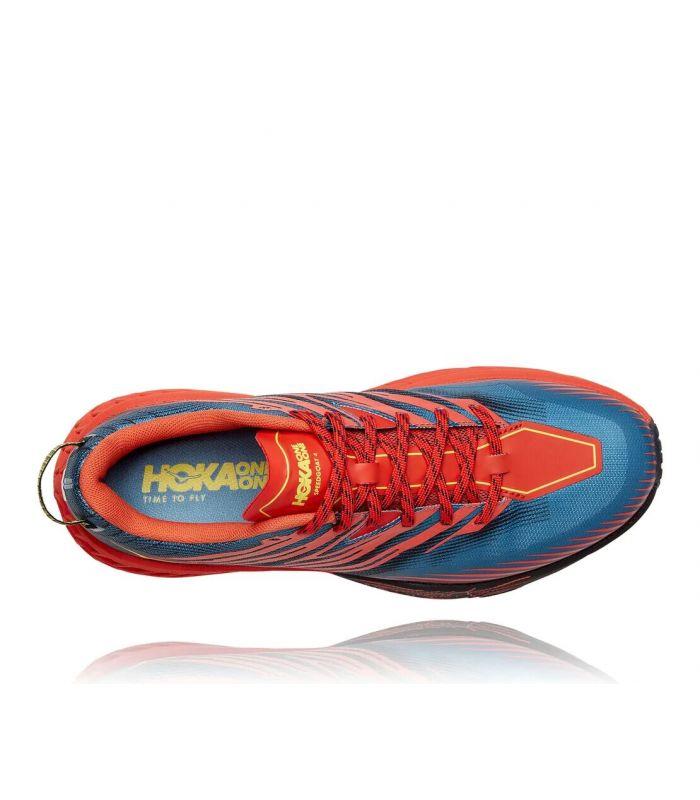 Compra online Zapatillas Hoka Speedgoat 4 Hombre Fiesta Prov en oferta al mejor precio