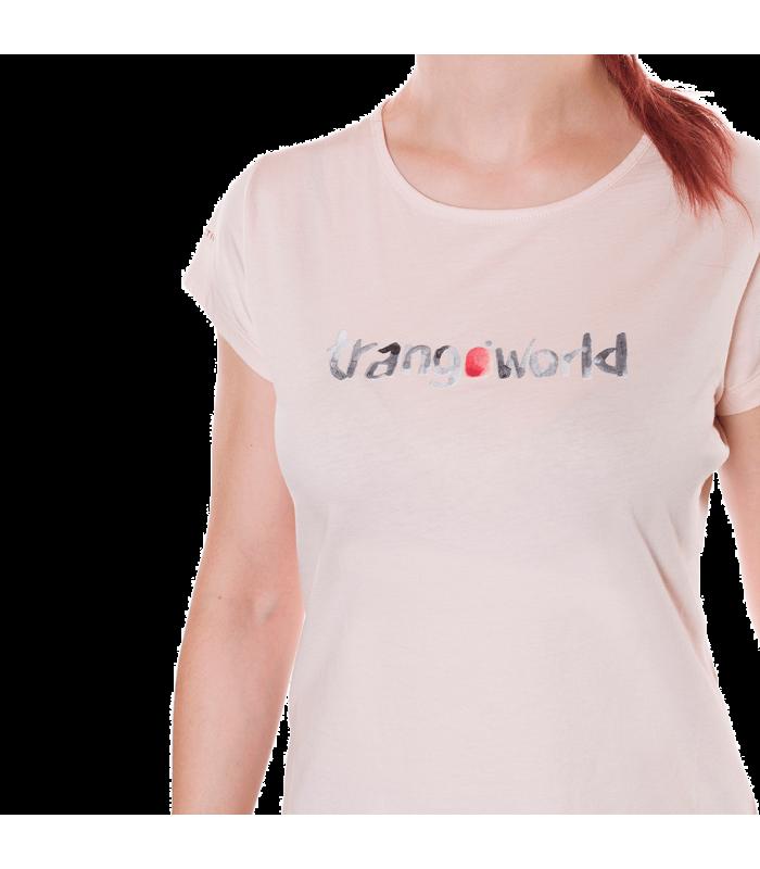 Compra online Camiseta TrangoWorld Watercolour WM Mujer Pale en oferta al mejor precio