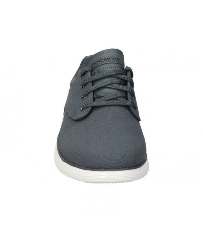 Compra online Zapatillas Skechers Status 2.0 Burbank Hombre Char en oferta al mejor precio