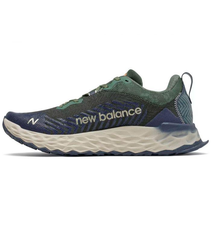 Compra online Zapatillas New Balance Fresh Foam Hierro V6 Hombre Kaki en oferta al mejor precio
