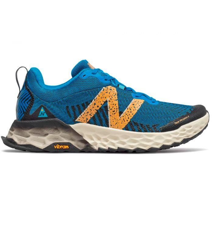 Compra online Zapatillas New Balance Fresh Foam Hierro V6 Hombre Blue en oferta al mejor precio