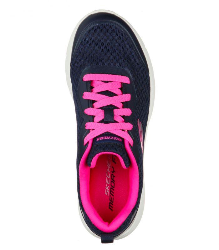 Compra online Zapatillas Skechers Dynamight 2.0 Special Memory Mujer Navy en oferta al mejor precio
