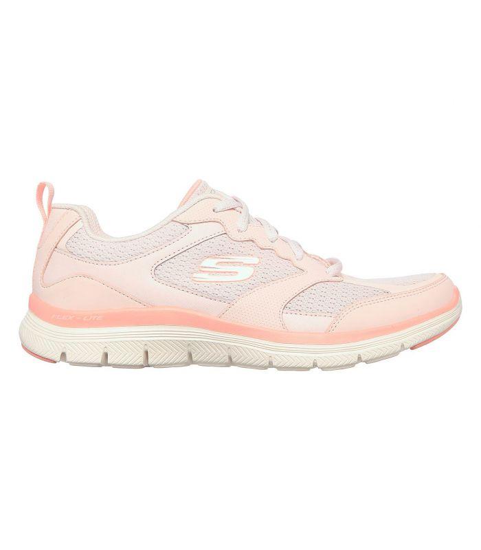 Compra online Zapatillas Skechers Flex Appeal 4.0 Active Flow Mujer LTPK en oferta al mejor precio