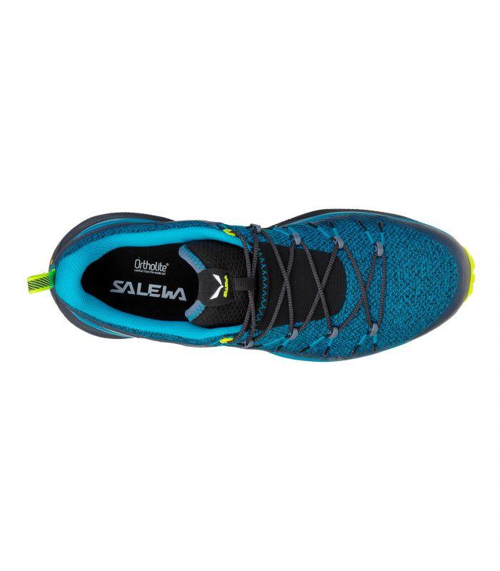 Compra online Zapatillas Salewa MS Dropline Hombre Blue en oferta al mejor precio