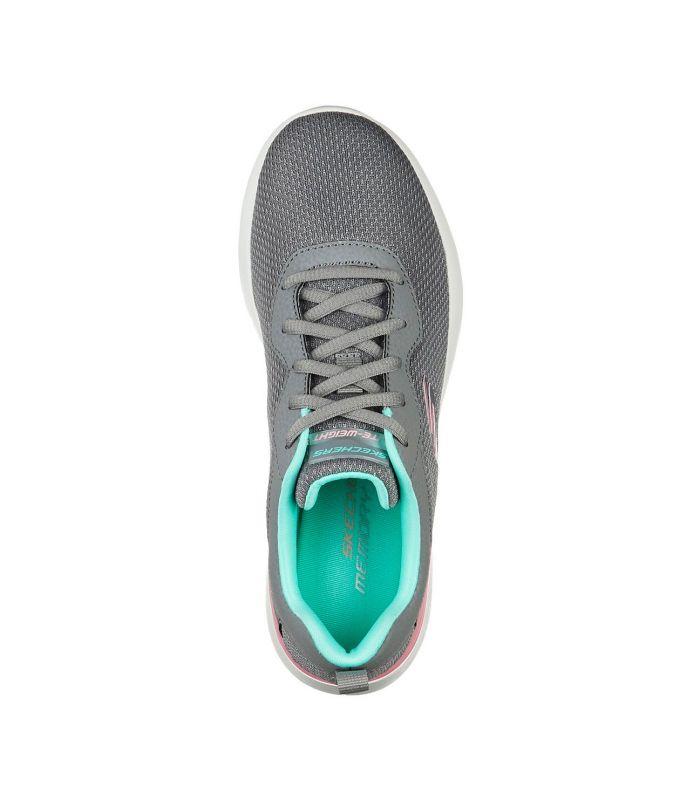 Compra online Zapatillas Skechers Skech-Air Dynamight Radiant Choice Mujer Gris en oferta al mejor precio