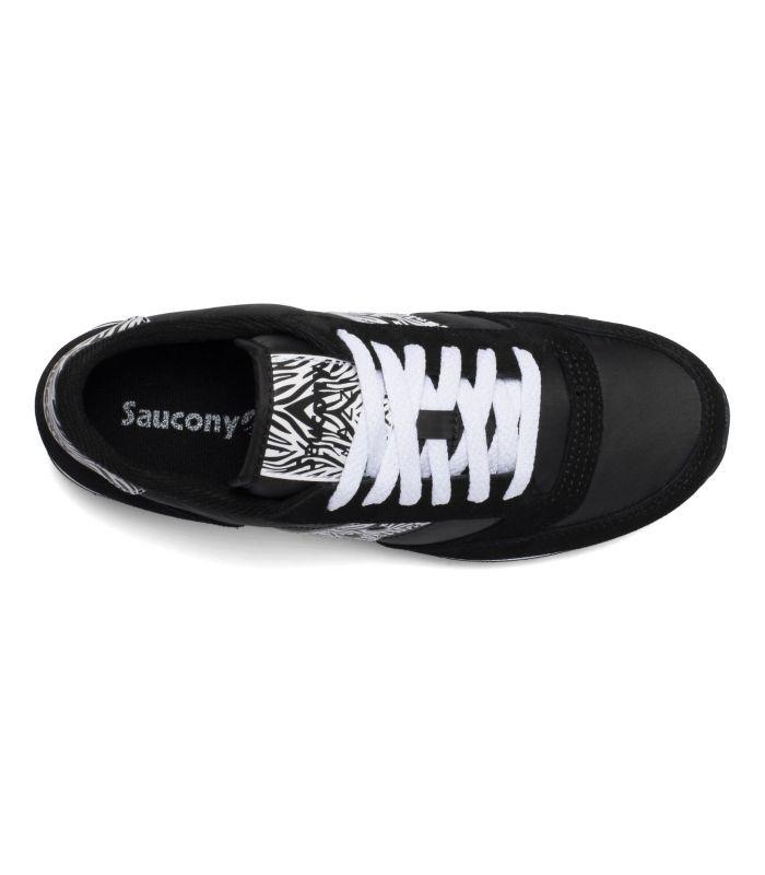 Compra online Zapatillas Saucony Jazz Original Mujer Black Zebra en oferta al mejor precio