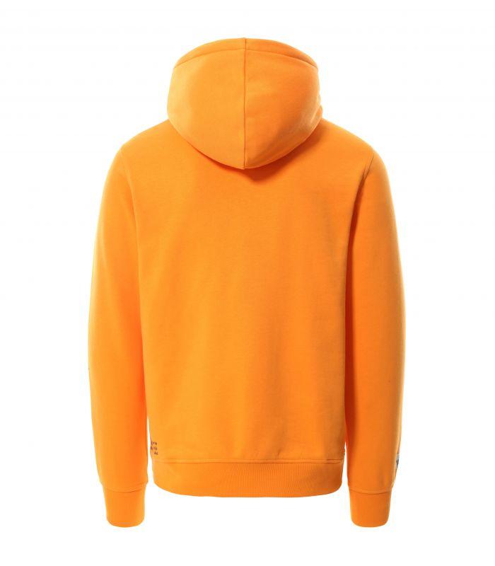 Compra online Sudadera The North Face Himalaya Bottle Source Hombre Orange en oferta al mejor precio