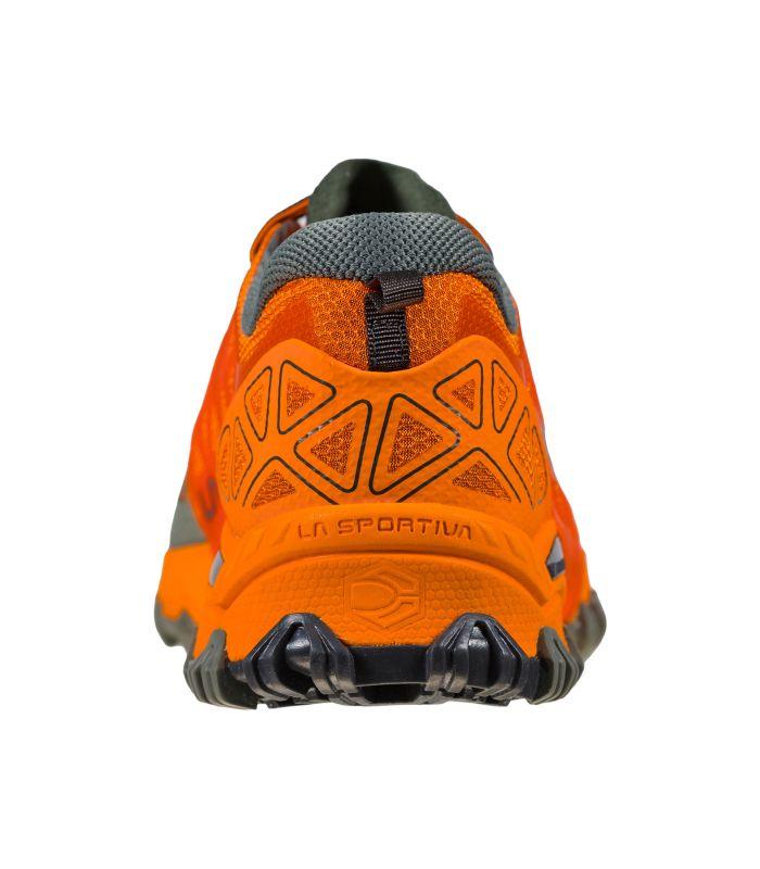 Compra online Zapatillas La Sportiva Bushido II Hombre Tiger Clay en oferta al mejor precio