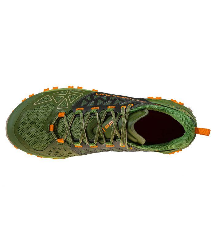 Compra online Zapatillas La Sportiva Bushido II Hombre Kale Tiger en oferta al mejor precio