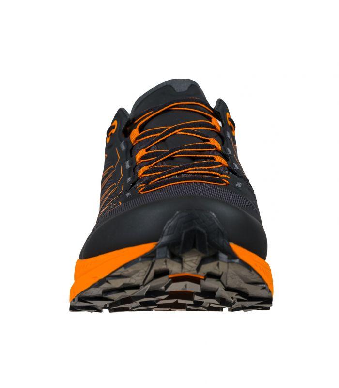 Compra online Zapatillas La Sportiva Jackal Hombre Black Tiger en oferta al mejor precio
