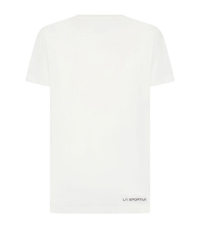 Compra online Camiseta La Sportiva Brand Tee Hombre White en oferta al mejor precio