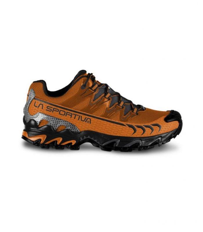 Compra online Zapatillas La Sportiva Ultra Raptor GTX Hombre Maple Black en oferta al mejor precio