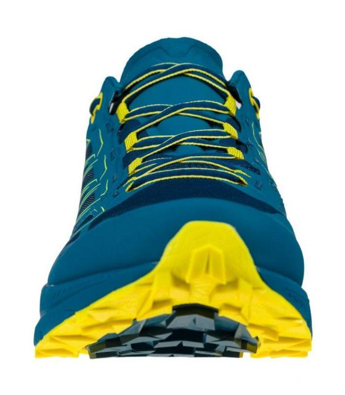 Compra online ZAPATILLAS La Sportiva Jackal Space Blue-Blaze Hombre en oferta al mejor precio
