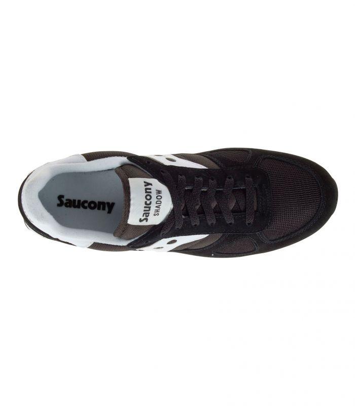 Compra online Zapatillas Saucony Shadow Original Vintage Hombre Black en oferta al mejor precio