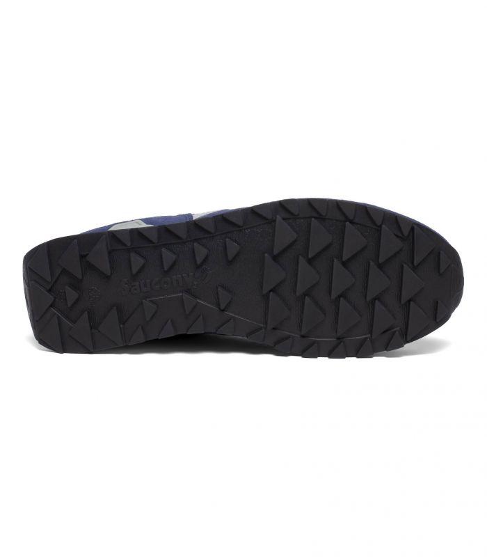 Compra online Zapatillas Saucony Shadow Original Vintage Hombre Navy Grey en oferta al mejor precio