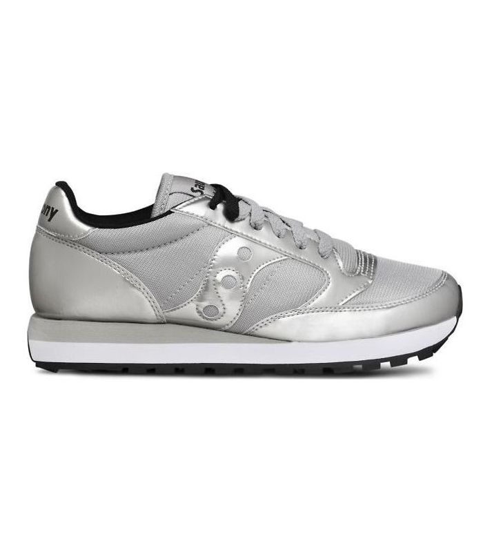 Compra online Zapatillas Saucony Jazz Original Mujer Silver en oferta al mejor precio