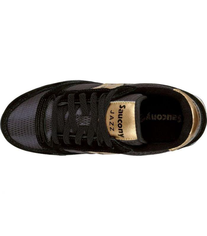 Compra online Zapatillas Saucony Jazz Original Mujer Black Gold en oferta al mejor precio