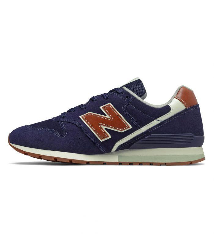 Compra online Zapatillas New Balance CM996 Hombre Azul en oferta al mejor precio