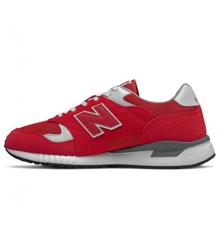 Compra online Zapatillas New Balance ML570 Hombre Team Red en oferta al mejor precio