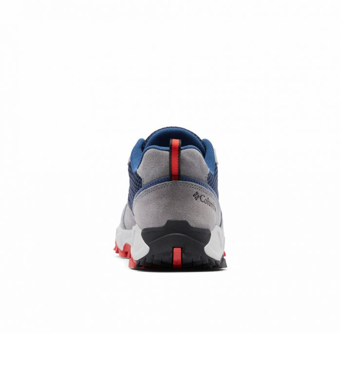 Compra online Zapatillas Columbia Ivo Trail Breeze Hombre Navy Red en oferta al mejor precio