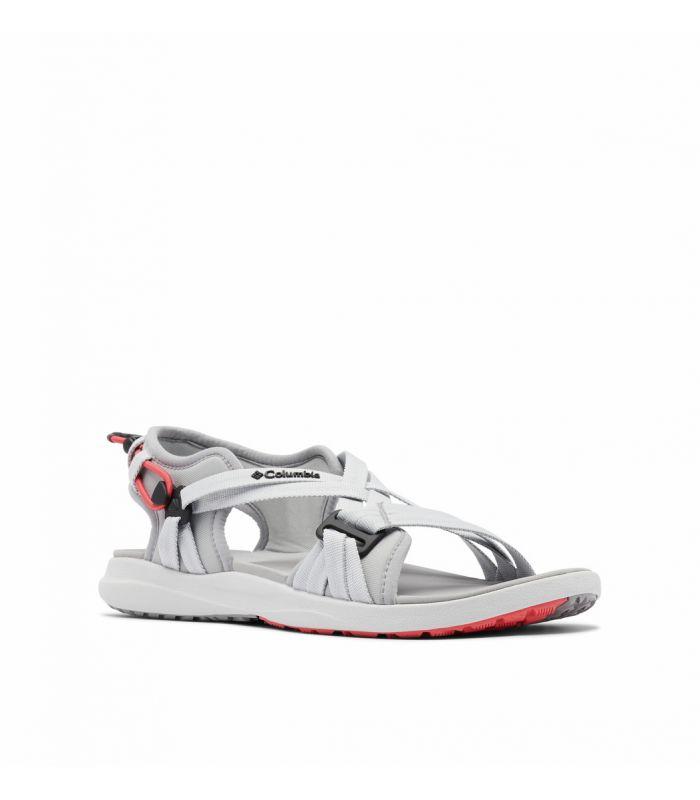 Compra online Sandalias Columbia Sandal Mujer Grey Ice en oferta al mejor precio