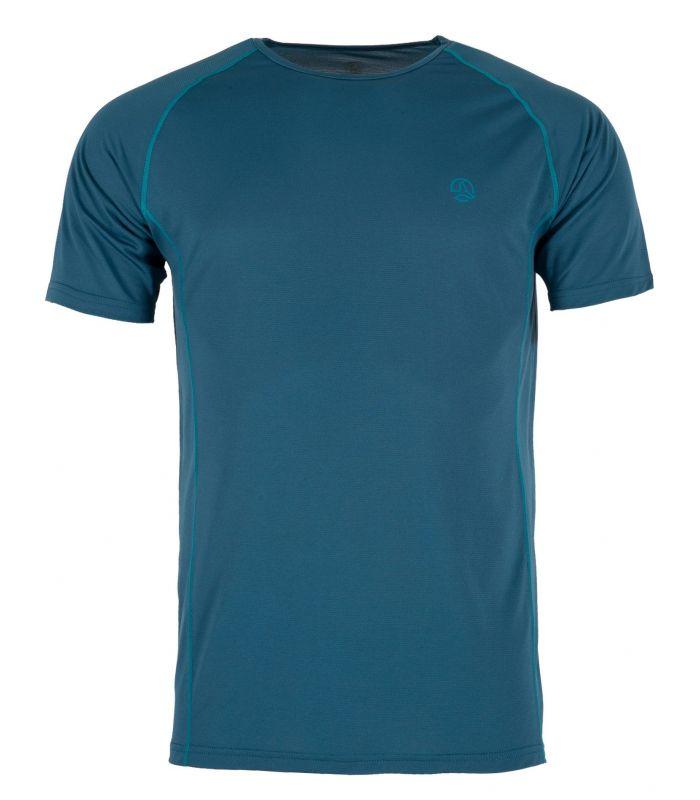 Compra online Camiseta Ternua Undre Hombre Dark Lagoon en oferta al mejor precio