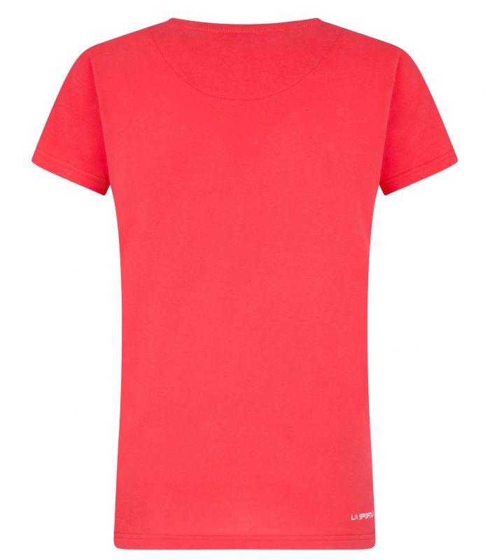 Compra online Camiseta La Sportiva Brand Tee W Mujer Hibiscus en oferta al mejor precio