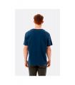 Compra online Camiseta Rab Stance Logo Tee Hombre Deep Ink Small en oferta al mejor precio