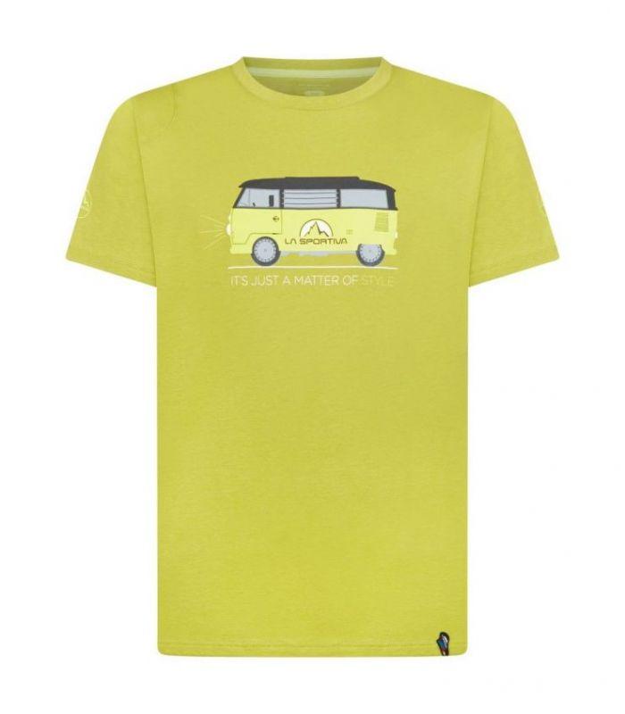 Compra online CAMISETA La Sportiva Van T-Shirt M  Climbing en oferta al mejor precio