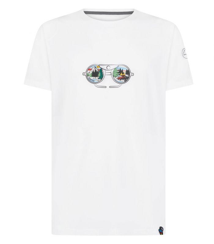 Compra online CAMISETA La Sportiva View T-Shirt M Climbing en oferta al mejor precio