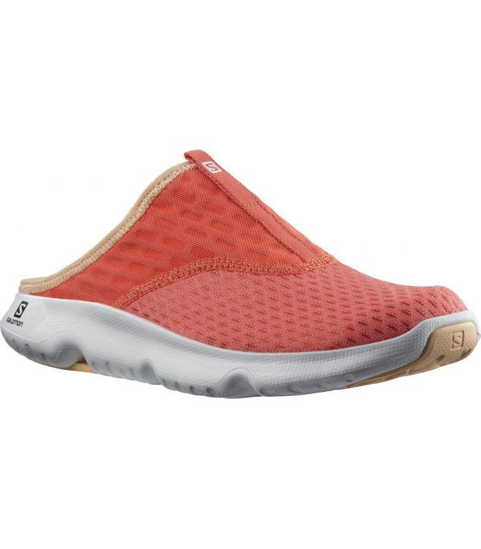 Compra online Zapatillas Salomon Reelax Slide 5.0 Mujer Persimo en oferta al mejor precio