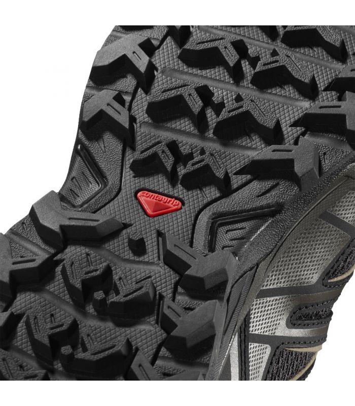 Compra online Botas Salomon X Ultra MID 3 Aero Hombre Peat en oferta al mejor precio