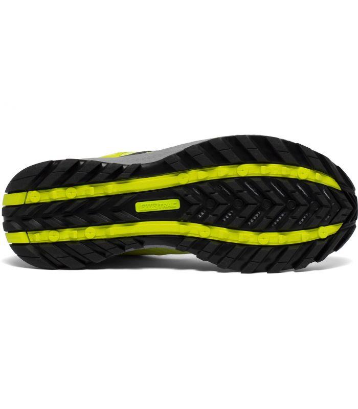 Compra online Zapatillas Saucony Xodus 11 Hombre Citrus en oferta al mejor precio