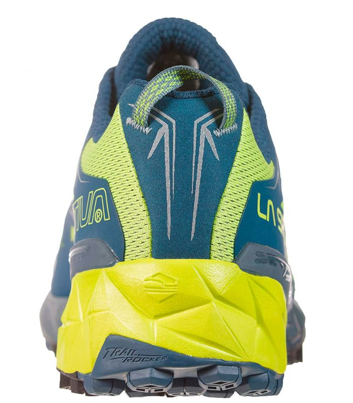 Compra online Zapatillas La Sportiva Akyra Hombre Apple Green en oferta al mejor precio