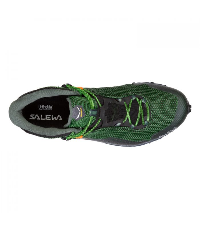 Compra online Botas Salewa MS Ultra Flex 2 Mid GTX Hombre Green en oferta al mejor precio