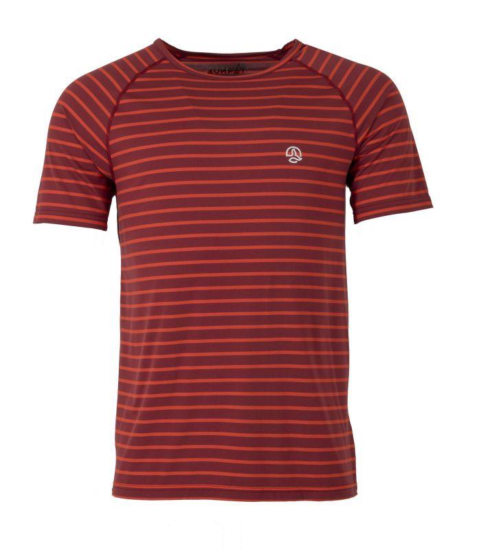 Compra online Camiseta Ternua Imus Hombre Burgundy en oferta al mejor precio