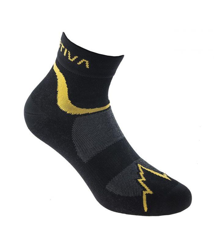 Compra online Calcetines La Sportiva Fast Running Negro en oferta al mejor precio