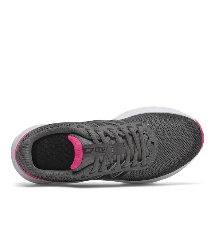 Compra online Zapatillas New Balance 411 V2 Mujer Phontom Black en oferta al mejor precio