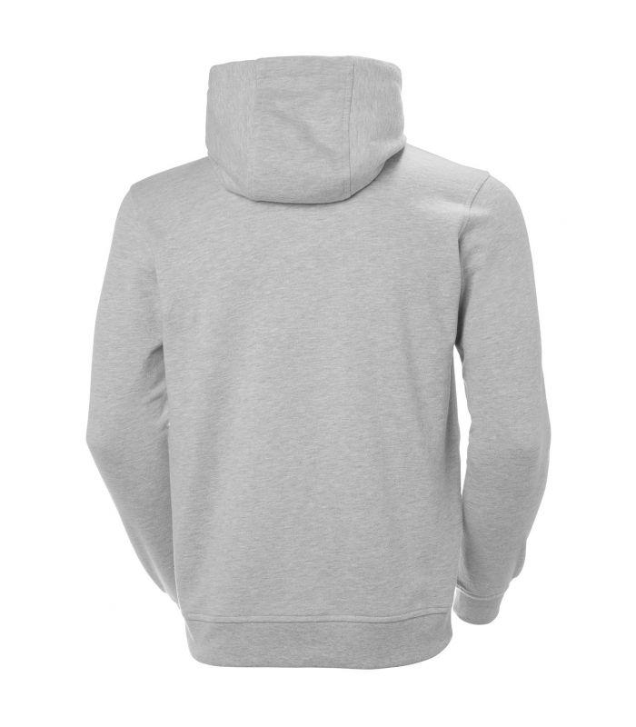 Compra online Sudadera Helly Hansen HH Logo Hoodie Hombre Grey en oferta al mejor precio